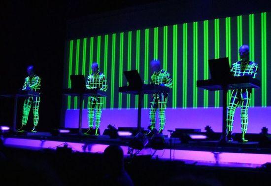 Kraftwerk Live 3