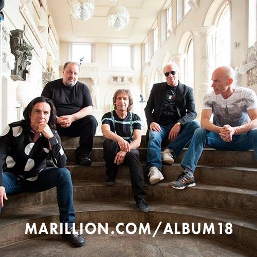 Marillion Album 18