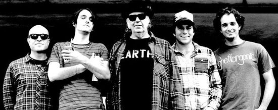 Neil Young + Promise Of The Real Band