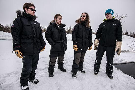 Tesseract Band