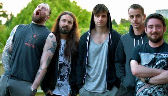 The Sun Explodes Band