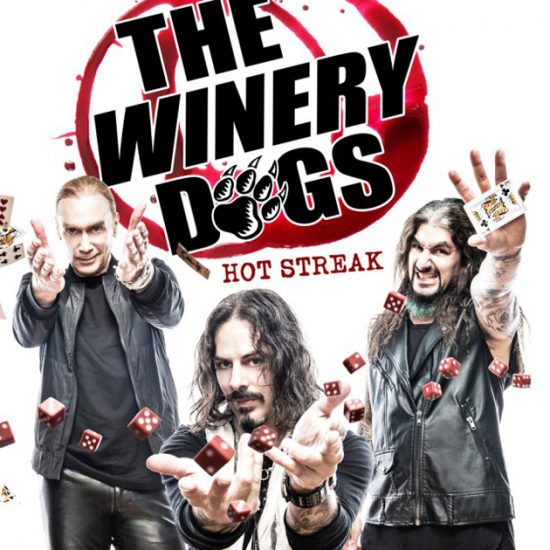 The Winery Dogs Hot Streak