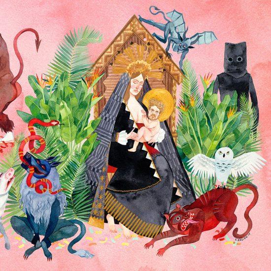 Father John Misty I Love You, Honeybear