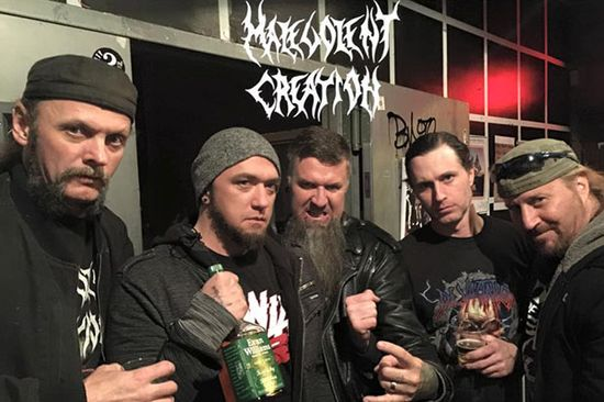 Malevolent Creation Band