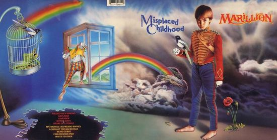Misplaced Childhood