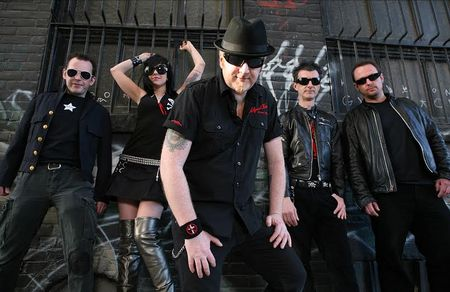The Mahones Band
