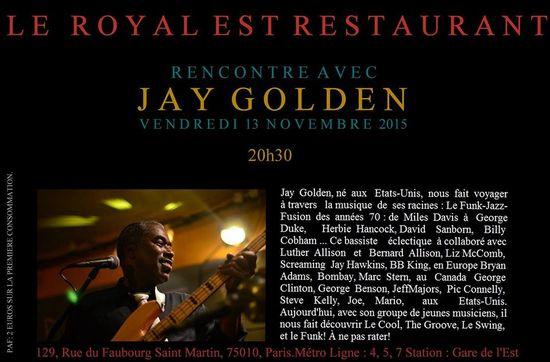 Jay Golden Quintet