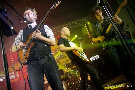 Light Damage Band