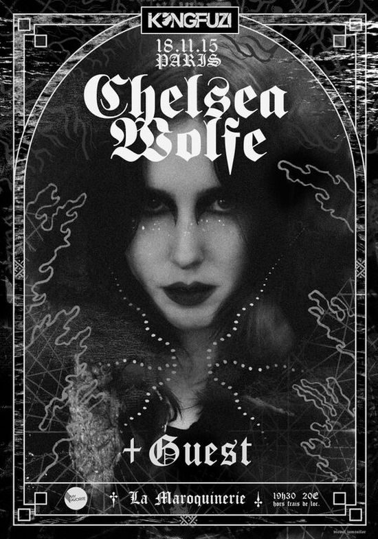 Live Report Chelsea Wolfe