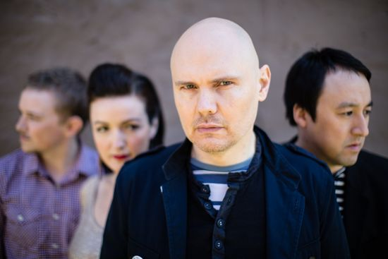 Smashing Pumpkins Band