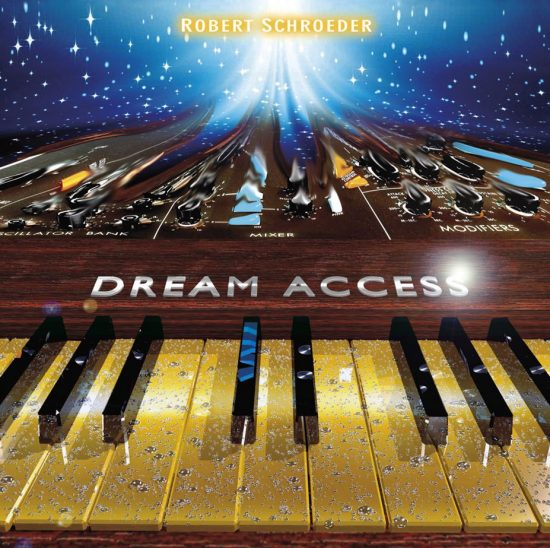 CD-Release 2015 / Robert Schroeder / Dream Access