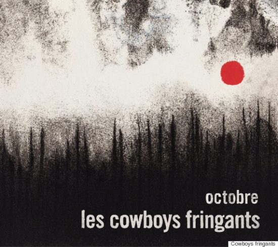 Cow boys fringuant octobre