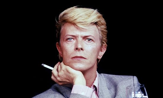 David Bowie Cannes
