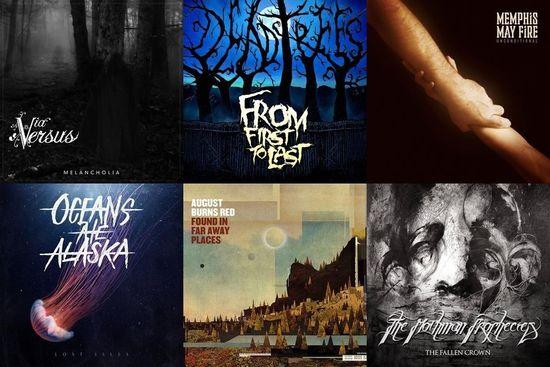 Deathcore Metalcore 2015