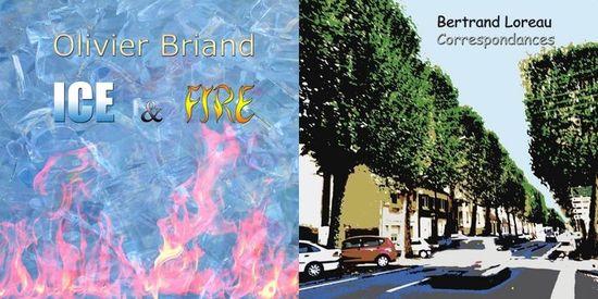 Olivier Briand Bertrand Loreau