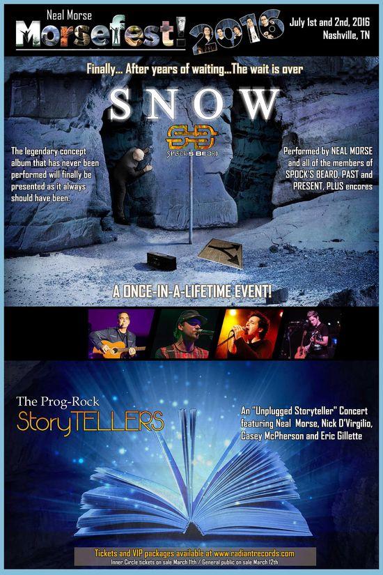 Snow Morsefest 2016