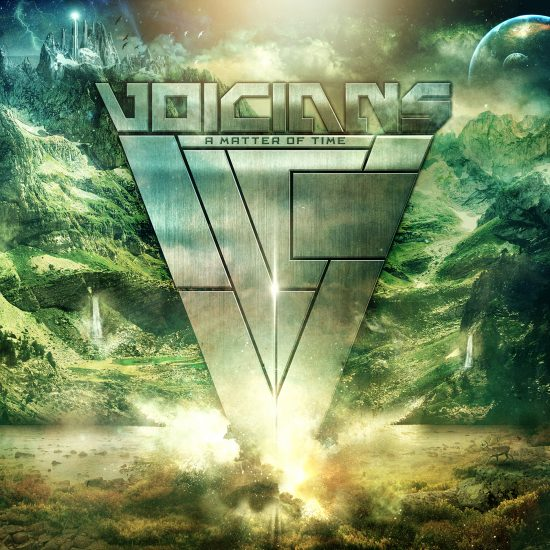 Voicians-A matter of time