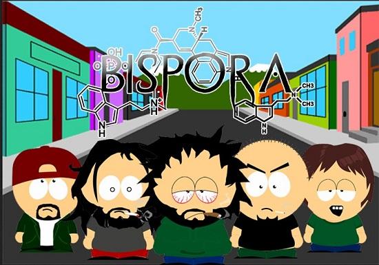 Bispora-band