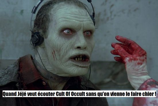 Jéjé Cult Of Occult