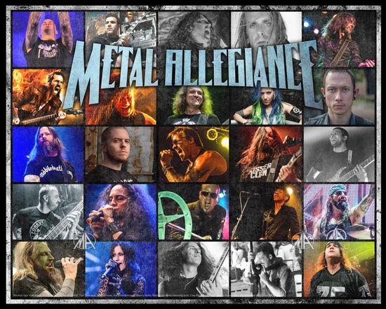 Metal Allegiance Band