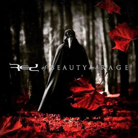 Red-Of beauty and rage