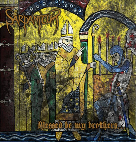 Saniparitum-Blesse Be My Brothers