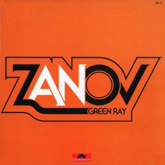 Zanov Green Ray