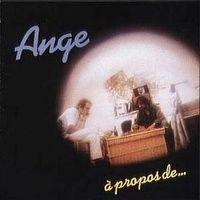 Ange A Propos De
