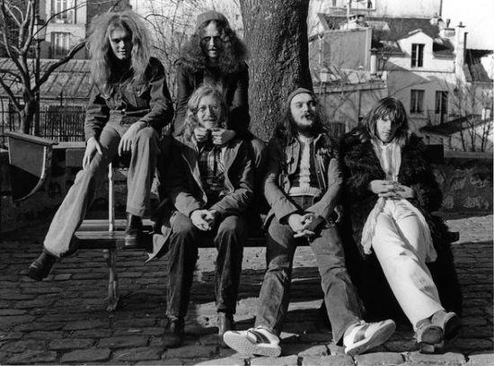 Ange Band 70s