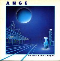 Ange La Gare de Troyes