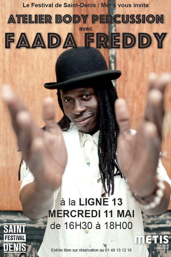 Atelier Faada Freddy