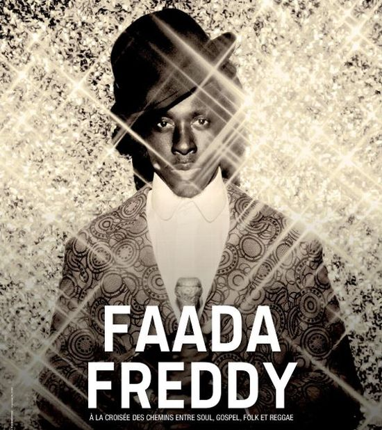 Affiche Faada Freddy
