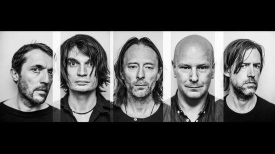 Radiohead Band 2016
