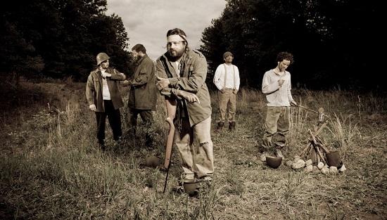 the dear hunter-band