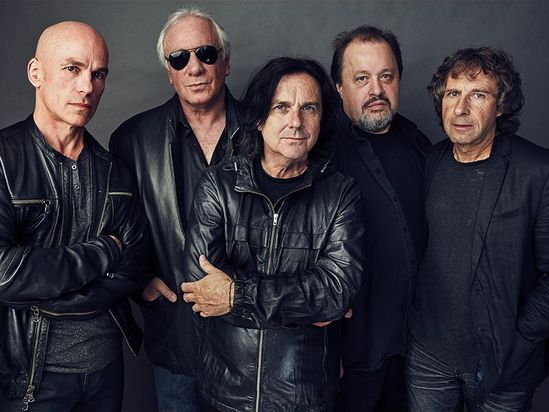 Marillion Band 2016