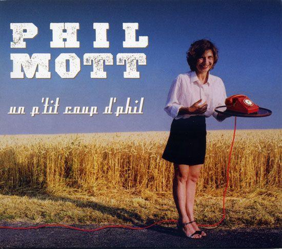 PhilMott_UnPtitCoupDFil_Cover