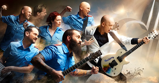devin-townsend-project-band