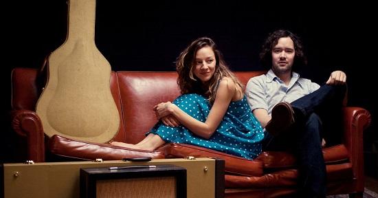 Mandolin Orage: Emily Frantz and Andrew Marlin, Chapel Hill, North Carolina, February 2012.