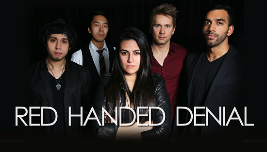 red-handed-denial-band