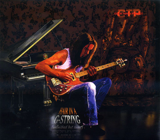 Colin Tench Project - Hait In A G-String