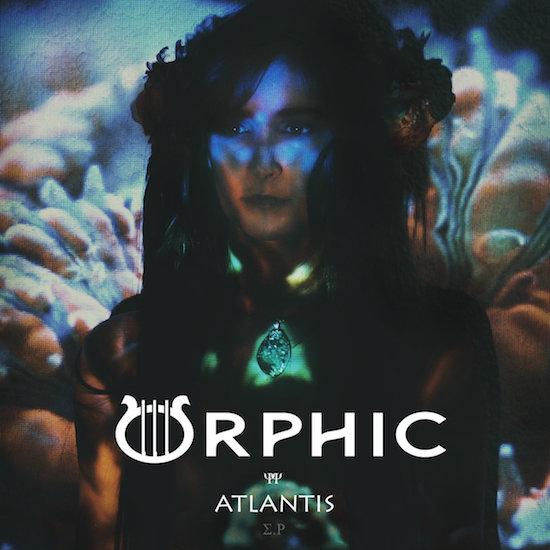 Orphic - Atlantis - Illustration de l'album