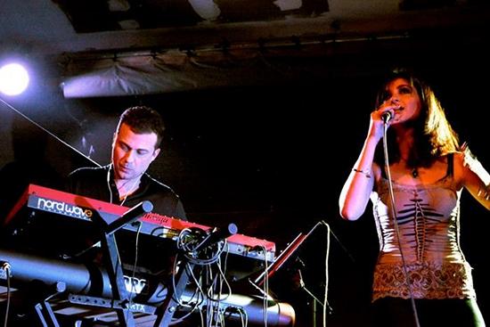 Orphic - Image du groupe en live