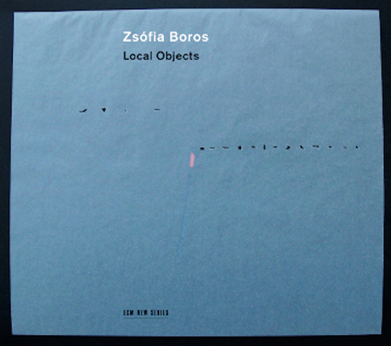 Zsofia Boros - Local Objects