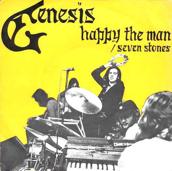 Genesis - Happy The Man