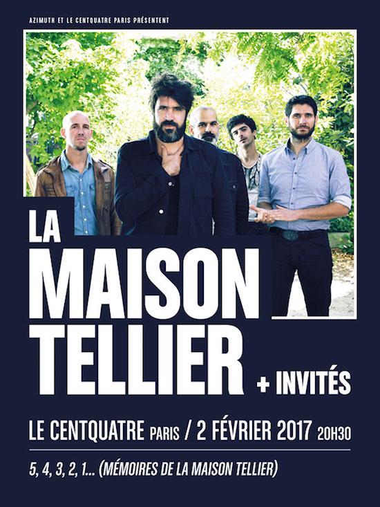 La Maison Tellier - Flyer