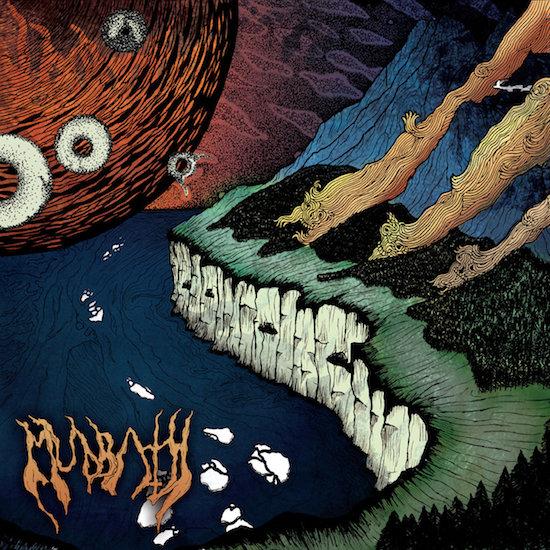 Mudbath - Brine Pool