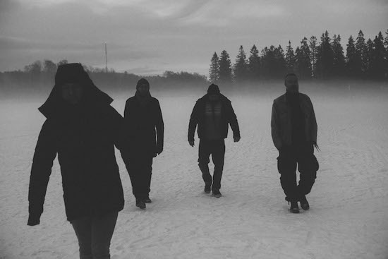 OSLO 20170217 : ULVER promotion pictures. For upcoming album The Assassination of Julius Caesar.
