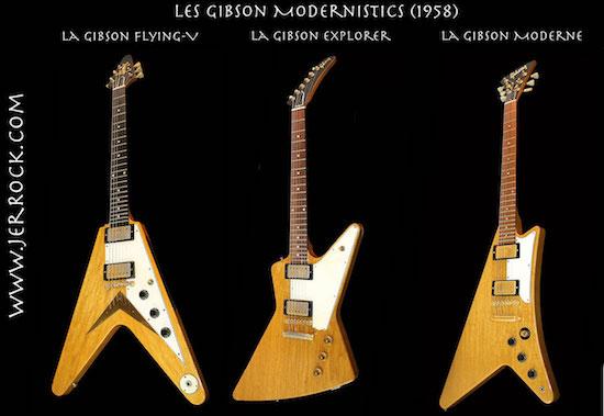 Gregoire Hervier - Gibson