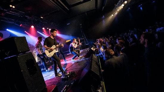 Isbjörg - Band