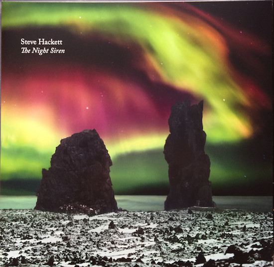 Steve Hackett - The Dark Siren